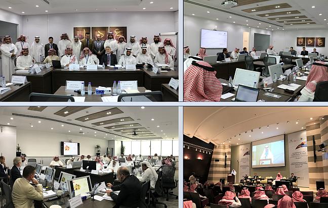 فعاليات المركز السعودي للتحكيم التجاري لشهر أكتوبر