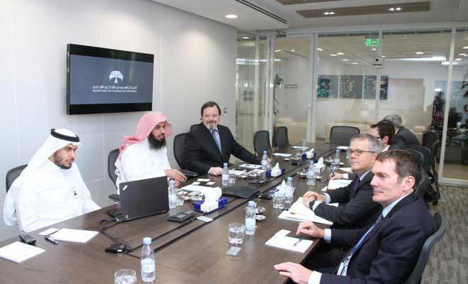 وكيل وزارة التجارة الأميركية يتعرف على خدمات المركز السعودي للتحكيم التجاري
